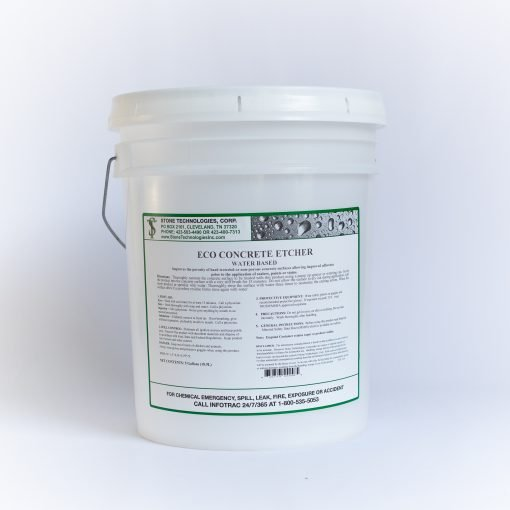 5 Gallons of Eco Concrete Etcher
