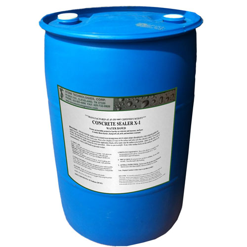 55 gallons of Concrete Sealer X-1