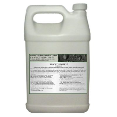 1 gallon of Concrete Sealer X-2