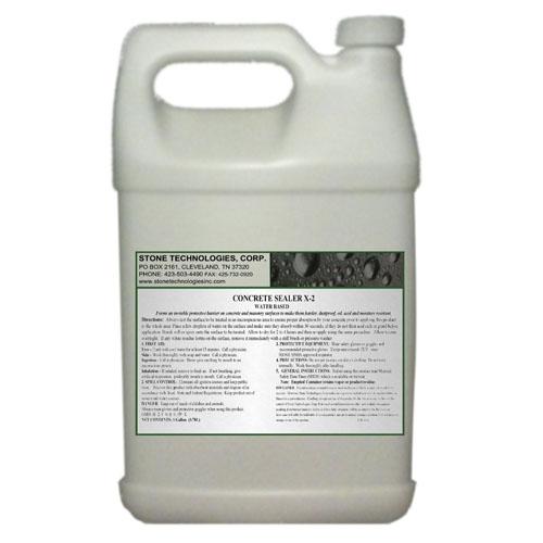 1 gallon of Concrete Sealer X-2