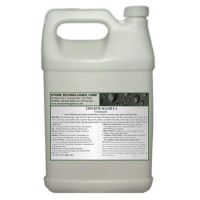 Concrete Sealer X-4 - 1 Gallon