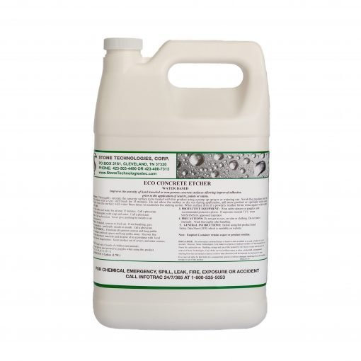 1 Gallon of Eco Concrete Etcher