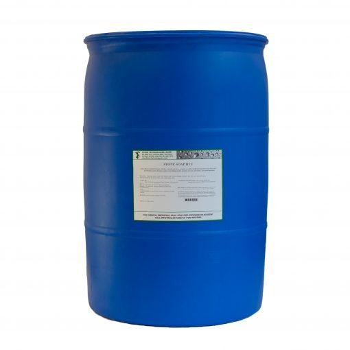 55 gallon drum of Stone Soap RTU