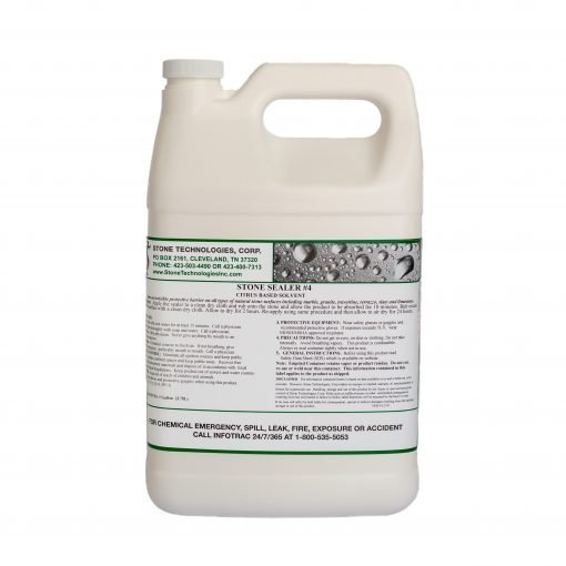 1 gallon of Stone Sealer #4