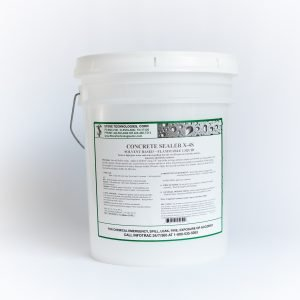 5 gallons of Concrete Sealer X-4S