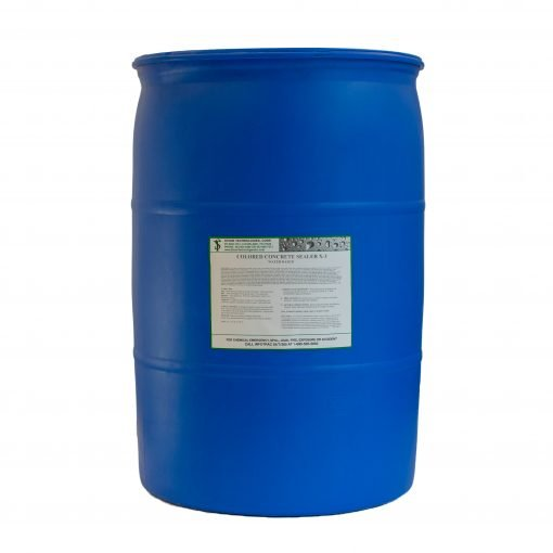 55 gallons of Colored Concrete Sealer X-3