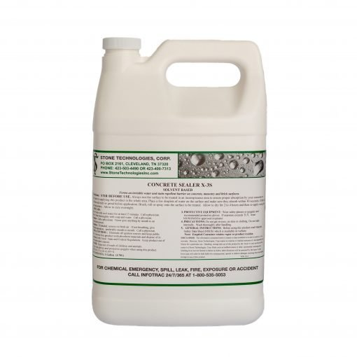 1 gallon of Concrete Sealer X-3S