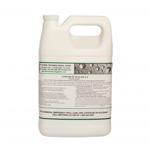 1 gallon of Concrete Sealer X-5