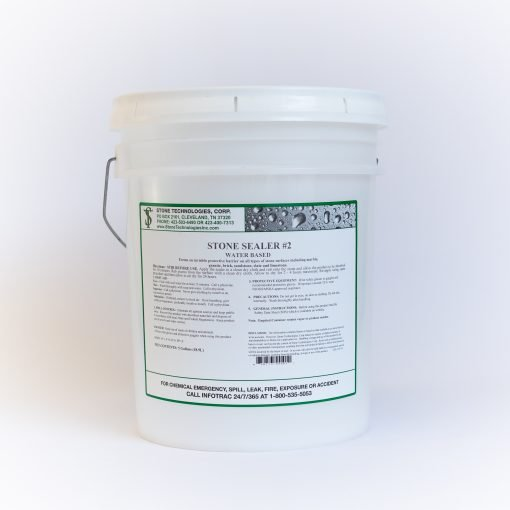 5 gallons of Stone Sealer #2