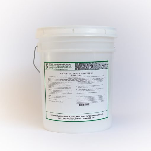 5 gallons of Grout Sealer