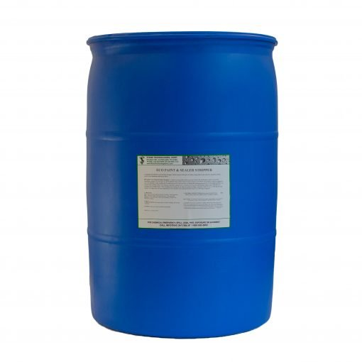 55 gallons Eco Paint & Sealer Stripper